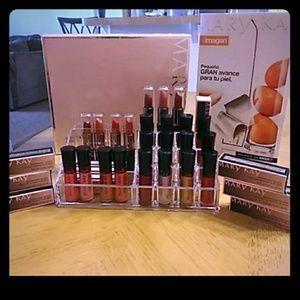 Mary Kay lipsticks and lip gloss